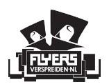 flyers verspreiden home